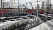 Trans-Siberian Railway Winter Journey - part 8 Ekaterinburg - Moscow on TKC Prem
