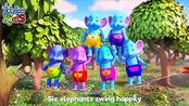 【LooLoo Kids】One Elephant went out to play 2020_04_21