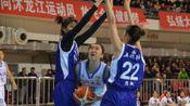 黑龙江大庆VS四川 18-19赛季WCBA女篮第22轮常规赛 2018.12.17