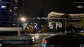 【vlog】武汉岳阳旅行剪辑/延时摄影/手机自制/黄鹤楼/晴川阁/江汉街/户部巷/长江大桥/汉口江滩/岳阳楼