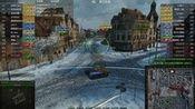 坦克世界0.9.3竞速飚车 战争雷霆雅克9k8杀