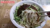 品尝北京15元炸酱面,外地人吃外地人做的饭,有钱谁都能开饭馆