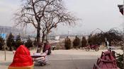 摩旅山西来到了太原市万柏林区小西铭村的奶奶庙,一分钟随拍