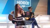 香港酒吧女歌手翻唱刘若英《后来》,太经典,每次听都好有感触