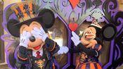 【上海迪士尼VLOG+万圣节反派游行】生了!生了!终于不再嘴上打卡..努力剪完日常记录了.....