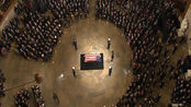美政坛大佬老布什追悼会上致悼词:他让我们保持在正确航向上