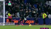 柯蒂斯·琼斯 英超 2019/2020 西汉姆联 VS 利物浦 精彩集锦