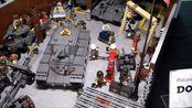 【Brickmania】LEGO WWII Russian tank depot