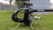 全球最小的直升机,仅售38万还用买车吗?网友:我缺的是驾驶证