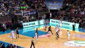 【原声回放】CBA第27轮:北京vs辽宁第1节 首钢首节三分百发百中