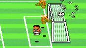 FC热血足球,实况录制最精彩搞笑的一期,龙卷风把球卷进球门,球网都破了,顺便演示游戏中初始道具的用法,喜欢的小伙伴千万不要错过哦