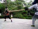 花枪vs齐眉棍2(spear vs stick)