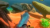 海底大猎杀:海中霸主保护小鱼