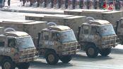 [中华人民共和国成立70周年]补给供应方队