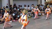 高知信用金庫 (よさこい2010本祭2日目帯屋町)