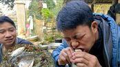 越南传统特色菜肴——跳跳鱼(活鱼、生鱼)2020.2.20
