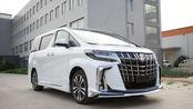 2020款丰田埃尔法商务车_蒙娜丽莎天鹅星宿4座房车