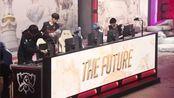 英雄联盟S9 FPX vs JT选手们上台准备了,生死战要加油啊2019全球总决赛fpx http:/..