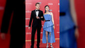 徐峥的老婆小陶虹走红毯,完全看不出来快50岁了