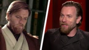 Ewan McGregor on Lying About Reprising Obi-Wan for Years (Full Interview)