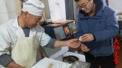 滨州名小吃芝麻酥脆,实拍第4代传承人制作全过程,每天做1000盒