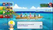 Mario Party 9 - Blooper Beach