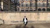 【Vlog】s u p e rr | Renee - 11月Vlog3.0 /巴黎/夜游卢浮宫/东京宫