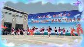 兰陵县矿坑乡南坡村蝶恋花舞蹈队串烧一路高歌