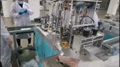 自动化口罩机三层一次性医用口罩生产设备,电磁运作,速度快,每分钟110只口罩,特殊时期,货期紧张,思坦途