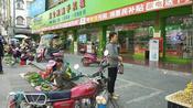广西钦州市乐民镇圩日实拍、您心目的广西乡镇是怎样的呢?