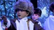 江西少儿春晚戏剧舞蹈《智取威虎山》——分宜县星海艺术学校