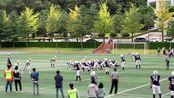 2019年韩国秋季大学生美式橄榄球联赛 崇实大学VS.建国大学