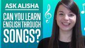 【原味En】Can You Really Learn English Through Songs and Music? Ask Alisha