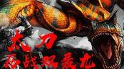 《随手录》怪物猎人世界冰原 太刀 历战双轰龙(历战轰龙和历战黑轰龙)非TA