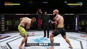 UFC寅子鲁达火箭炮KO前ufc量级冠军朱尼奥·多斯桑托斯