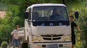 乡村爱情:玉田不还钱,刘能开上玉田车在村里控制不住了,差点把广坤撞了