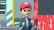 汉娜和强哥准备去和石凯见面,小巴士们从没见过石凯,好期待哦!