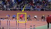 仅差0.005秒!以一敌五位美国飞人,但中国谢文骏奋力逆转夺牌