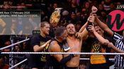 NXT接管:波特兰剪辑 NXT冠军赛 托马索·恰帕以一敌四惨遭昔日好友背叛 科尔惊险卫冕