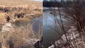 悲痛!吉林两7岁女童失联60多小时 遗体在鱼塘被找到疑似溺亡