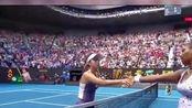提气!不愧中国女网新一姐!王蔷职业生涯首次击败小威闯入澳网16强!