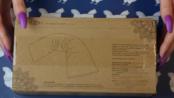 [jen].加热式颈枕拆箱(口语柔和,纸板声音,织物声音