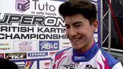Super 1 British Karting Champs. 2018- Rd 2, Part 7, Senior X30