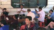 湖北襄阳保康县,民间悲调唢呐吹奏《大起板》,精彩演奏百听不厌