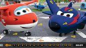 超级飞侠玩具视频_第一季_飞机总动员找差异