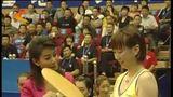 [河北新闻联播]世界乒乓球女子攻削大战在保定上演 20130822