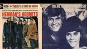 【美國翻唱英國歌】There's A Kind Of Hush - The Carpenters VS Herman's Hermits