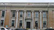 长春市到处都是历史建筑,这座日伪银行保存依然完整