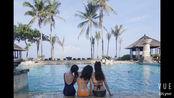 姐妹们的聚会好嗨皮!十年姐妹淘的巴厘岛游( `