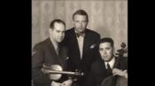 Beethoven - Triple Concerto - Oistrakh Knushevitsky Oborin Orlov Rec.1947